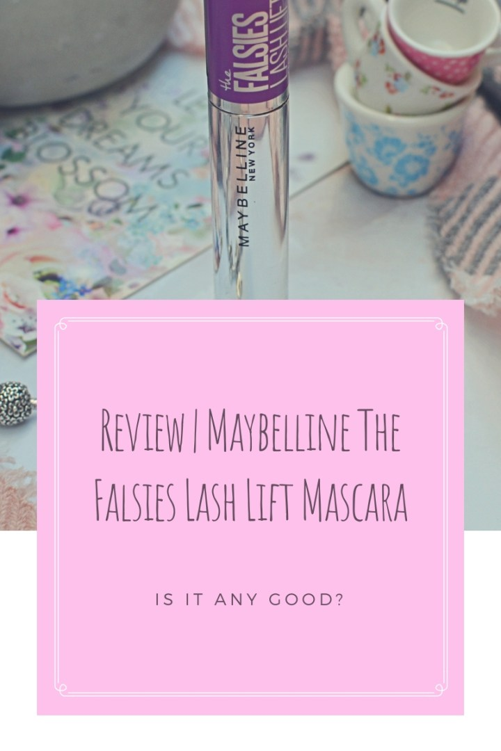Maybelline The Falsies Lash Lift Mascara Top image (1)