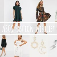 ASOS Fashion Wishlist