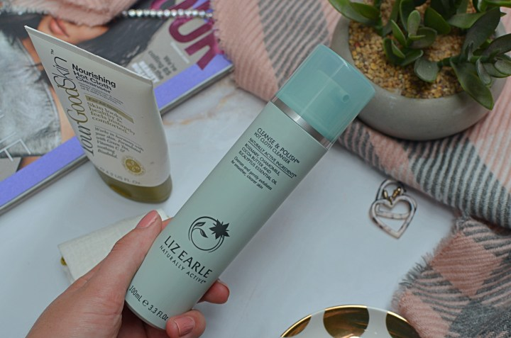 Liz Earle Cleanse & Polish Dupe