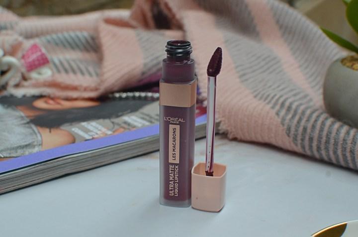 Review | L'Oreal Ultra Matte Liquid Lipsticks Les Macarons