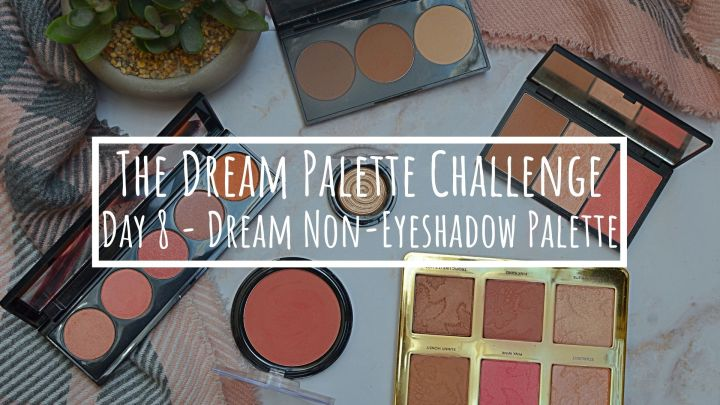 The Dream Palette Challenge | Palette Using Non Eyeshadow Products