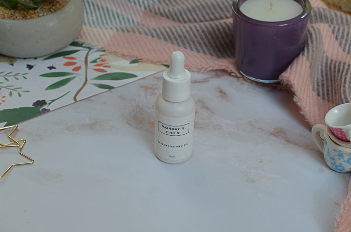 Review | Monday's Child Skin Perfecting Oil