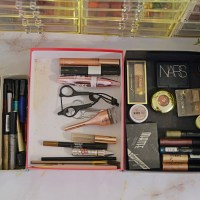 The Moving Makeup Declutter | 3. Mascaras, Brows & Single Shadows