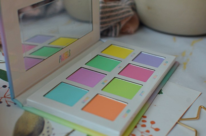 BeautyBay Pastels Palette