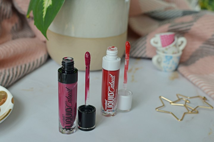 Wet n Wild Liquid Catsuit Lipstick
