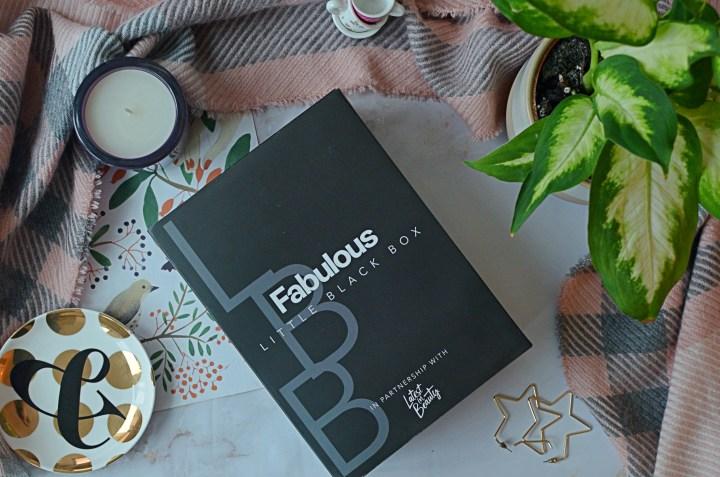 Latest in Beauty x Fabulous Little Black Box Unboxing!