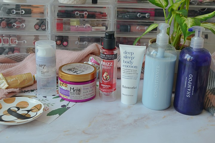 Self Care Sunday   What I Use In The Bath…