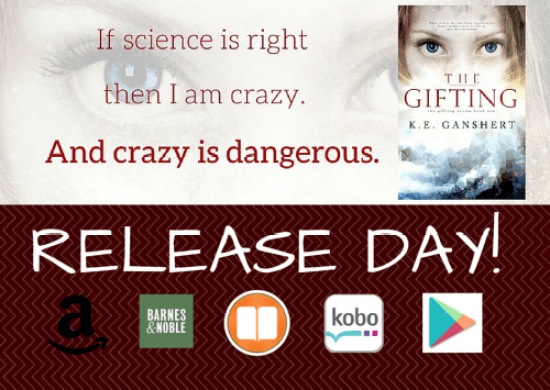 RELEASE DAY!