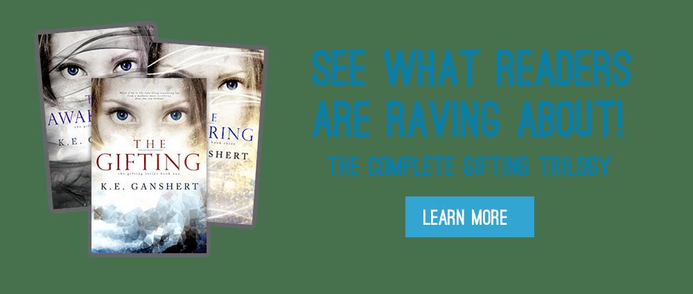 The Gifting Trilogy by Katie Ganshert