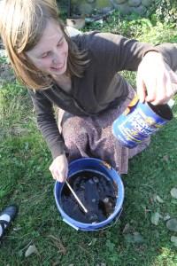 rust bucket smaller
