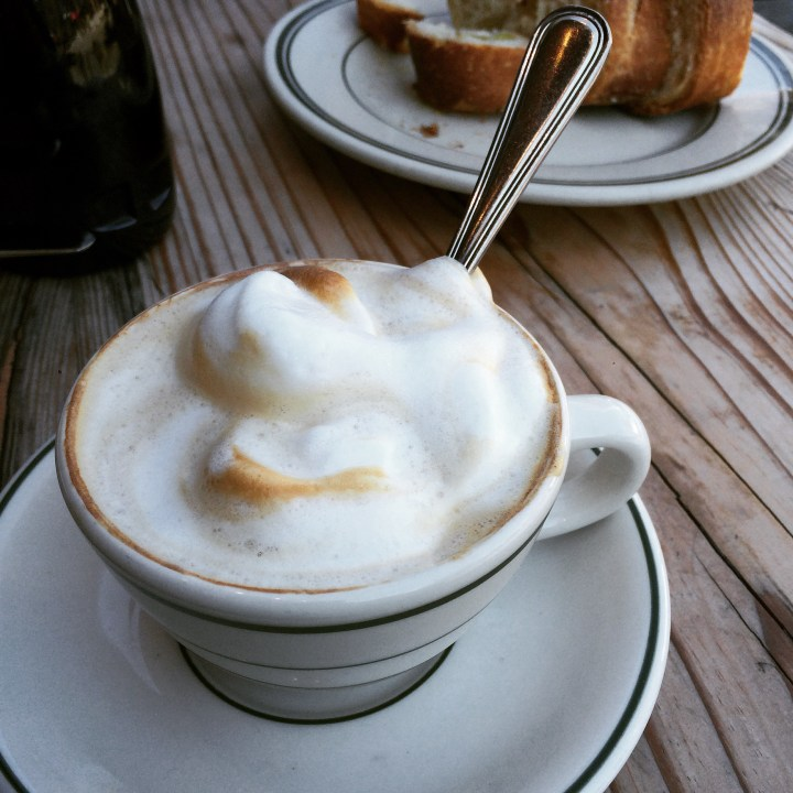 Best cappuccino EVER