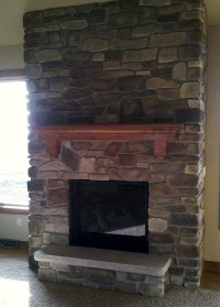 Stone Fireplace Hearth Pictures - Bestsciaticatreatments.com