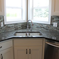 Corner Sinks Kitchen Home Depot Undermount The Meyers Two Story Custom Build A Vision Years In