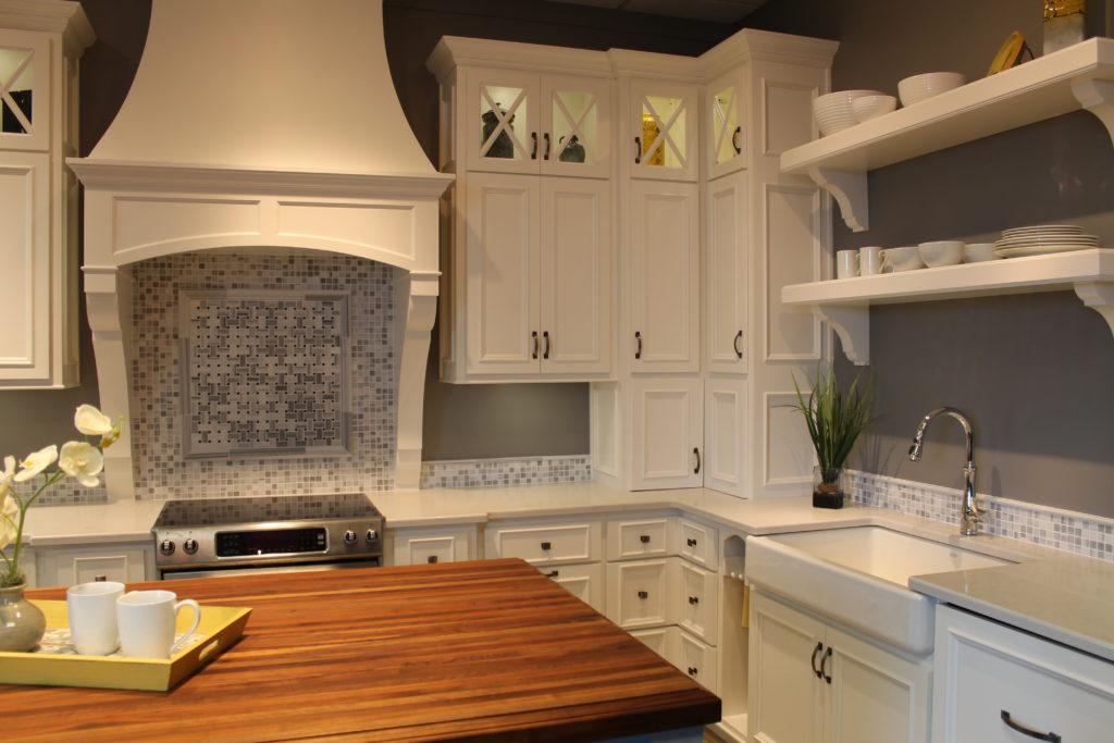 Farmhouse Kitchen Style at Valley Cabinets  Katie Jane