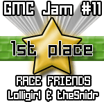 GMC Jam 11 1st place award