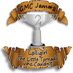 GMC Jam 8 2nd place award