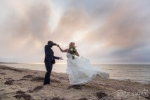 Charlotte & Ben Beautiful Seaside Wedding Jetties