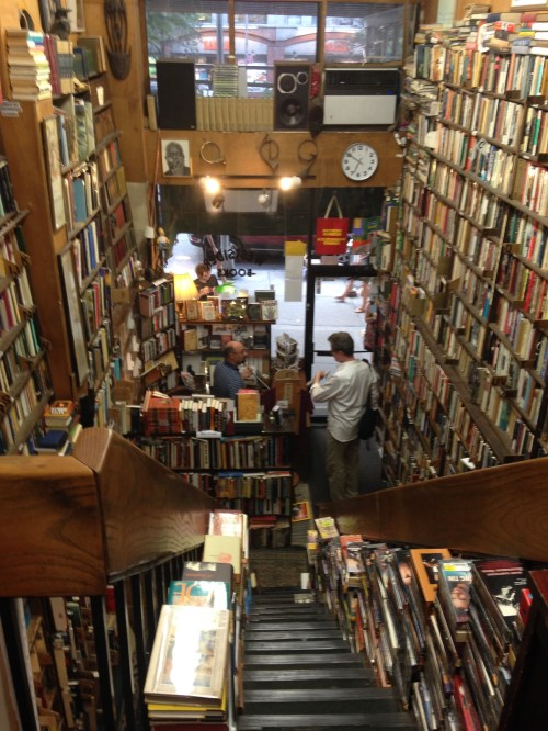 The Bookstore Tour Of New York  Cakes, Tea And Dreams