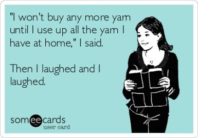 No More Yarn