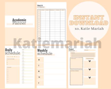 Katie Mariah Etsy printable