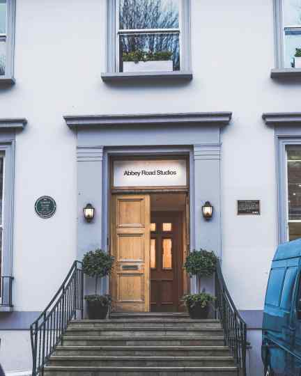 Take a trip to the famous Abbey Road Studios