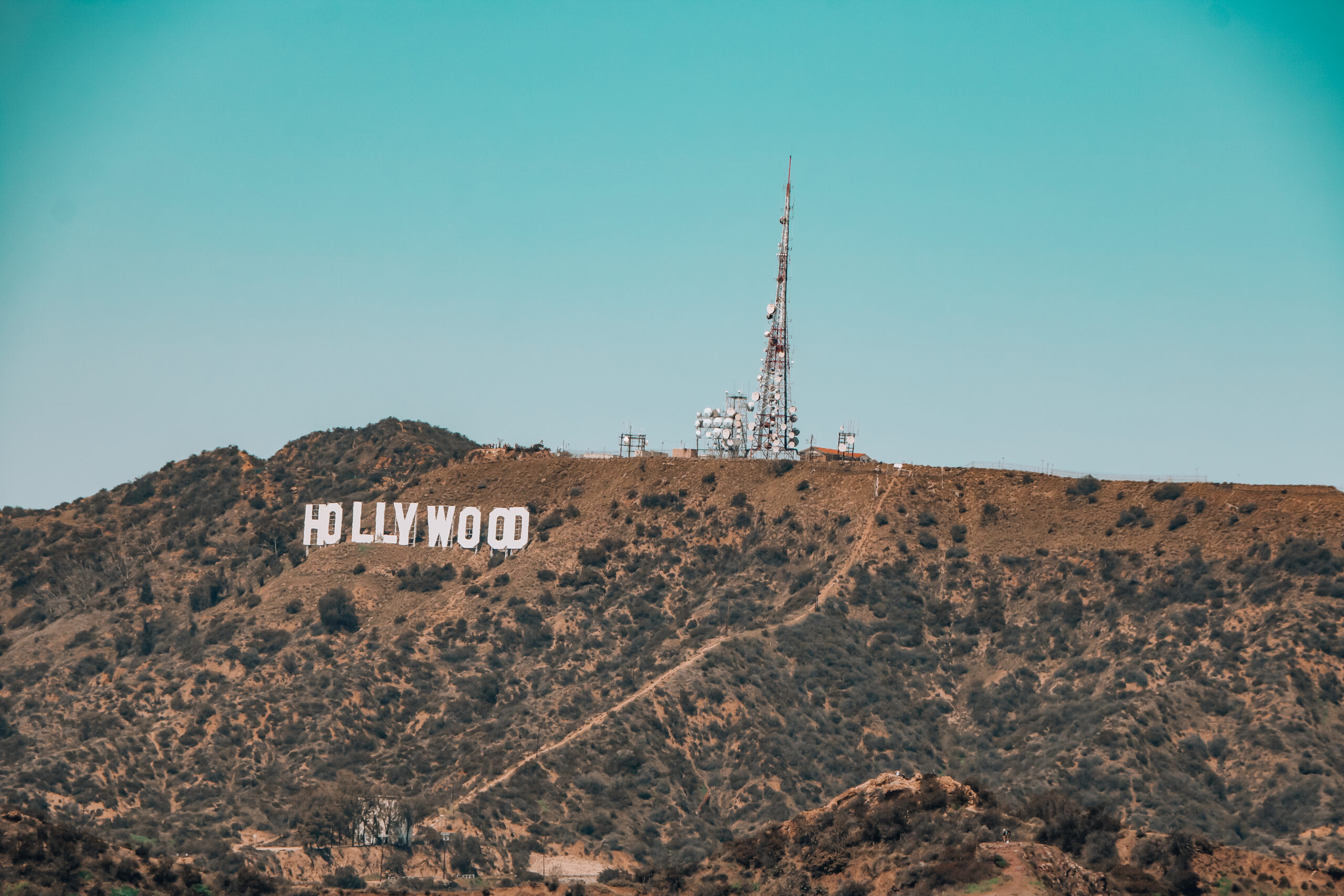 view the hollywood sign from griffith park