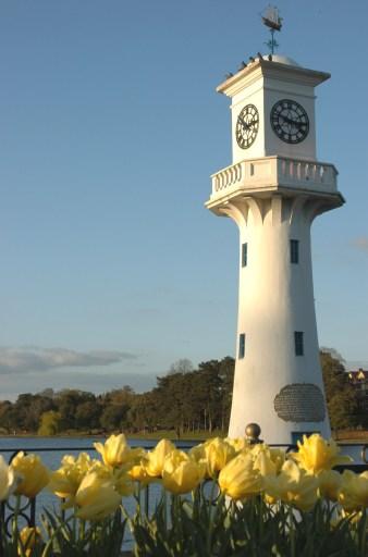 Take a wander around Roath Park Lake