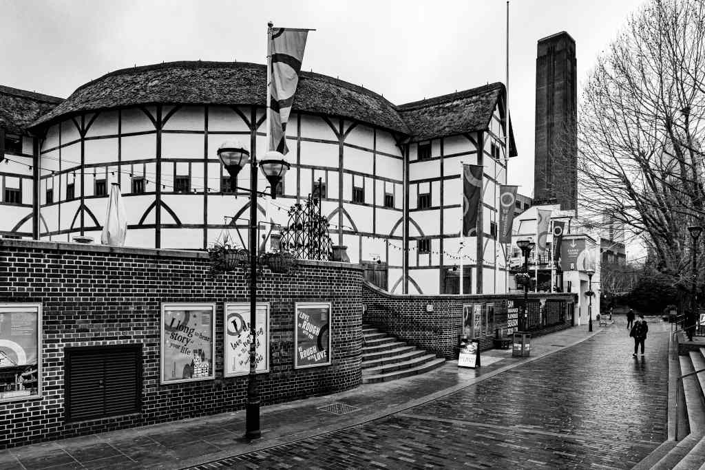 take in some Shakespeare at the globe