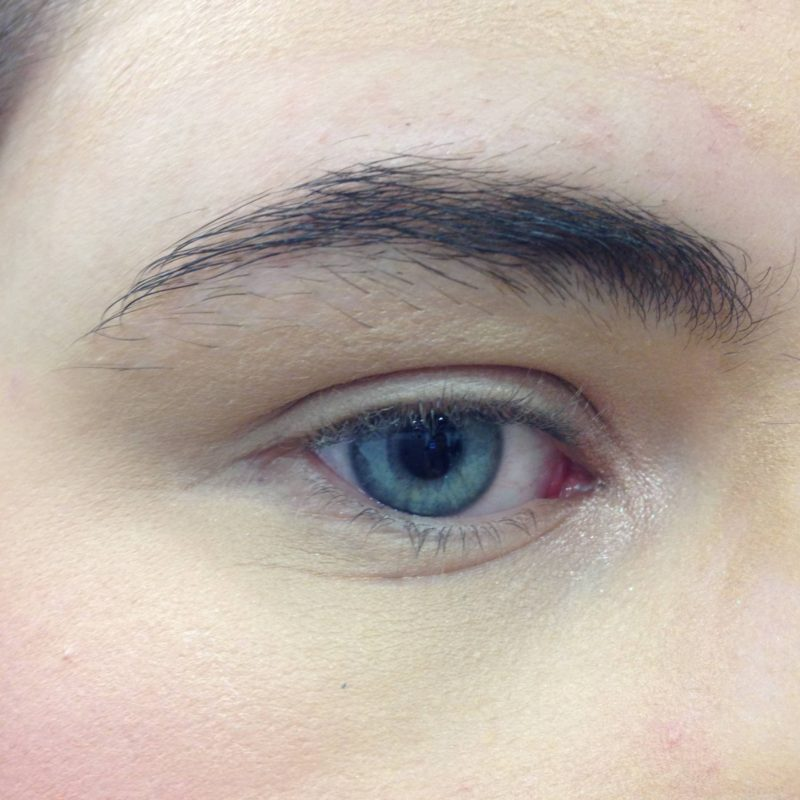 Before Brows