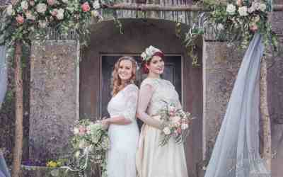 On The Farm Celebrations – Vintage Styled Wedding Shoot