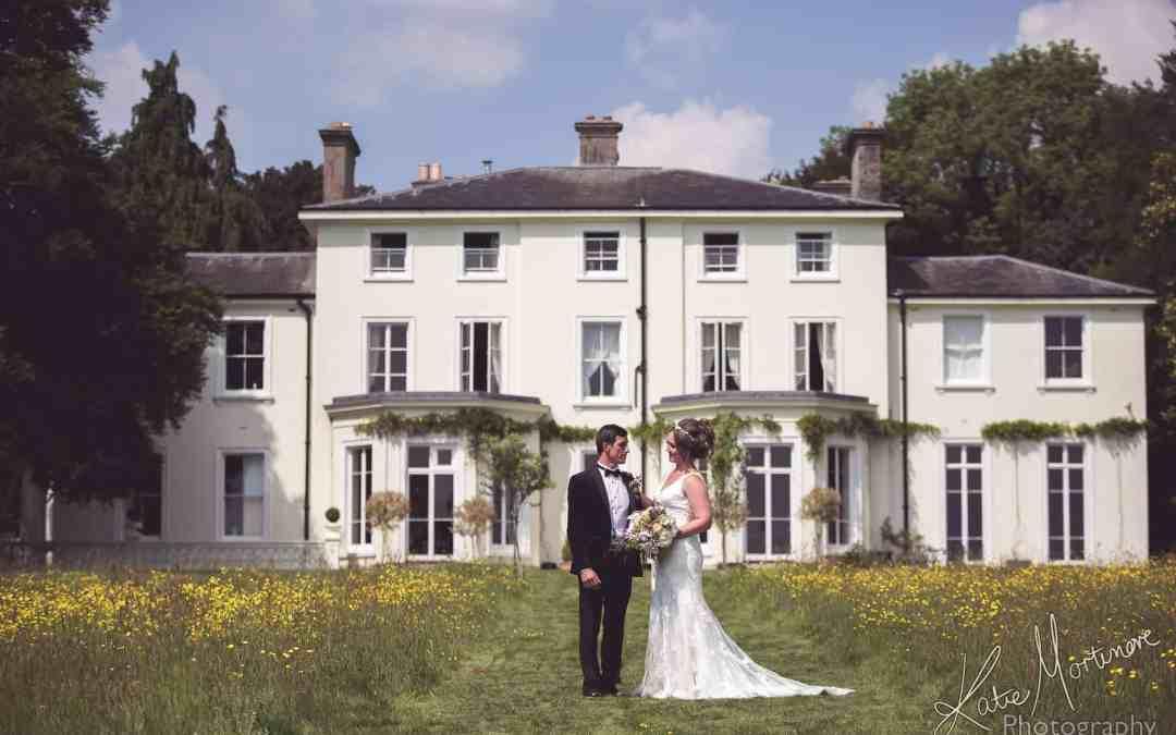 Penton Park – Classically Elegant Wedding & Woodland Twist