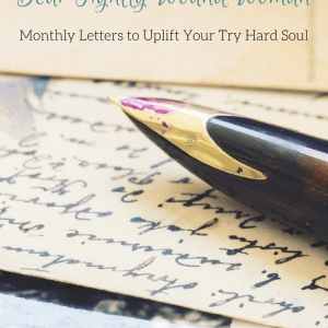 Letters to the Tightly Wound Woman by author and speaker Katie M. Reid