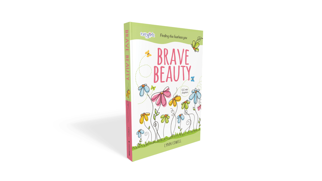 Brave Beauty cover by Lynn Cowell