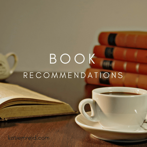 Katie M. Reid Book Recommendations for the Holidays