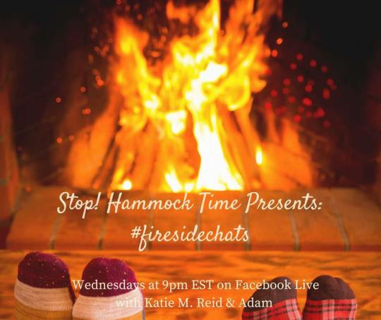 Stop! Hammock Time marriage show with Katie M. Reid and Adam