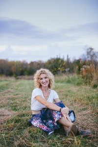 Speaker and Author of Choosing Real by Bekah Pogue