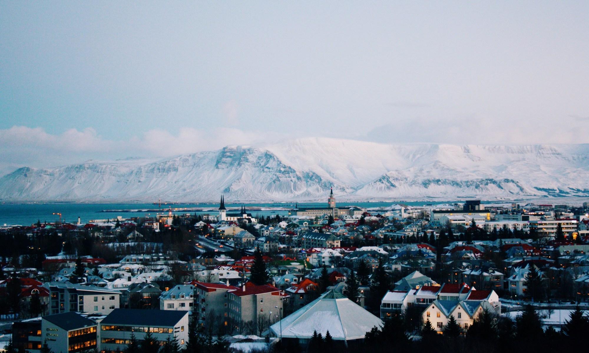 View of Reyjavik