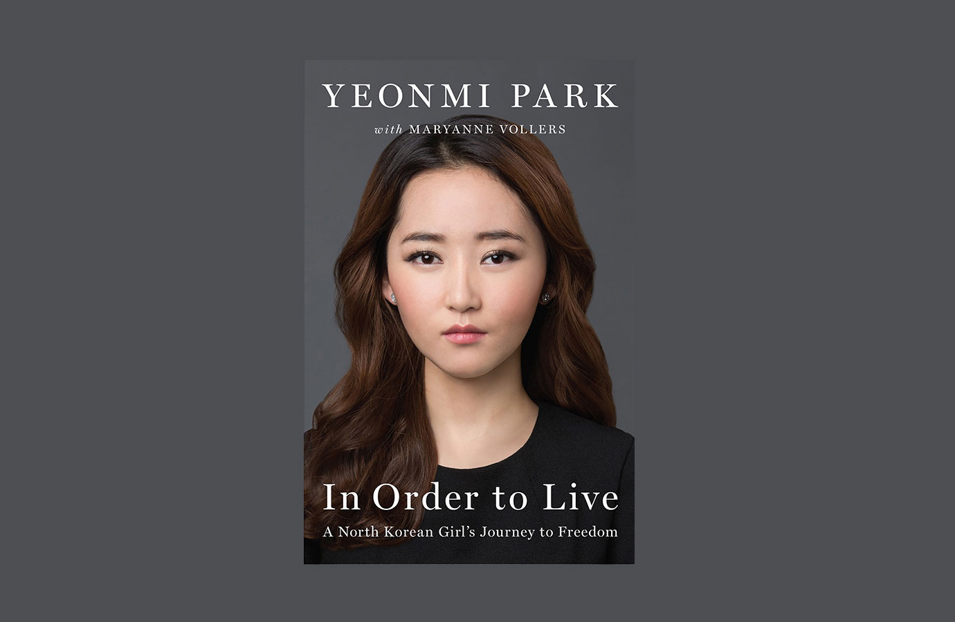 yeonmi park in order to live book