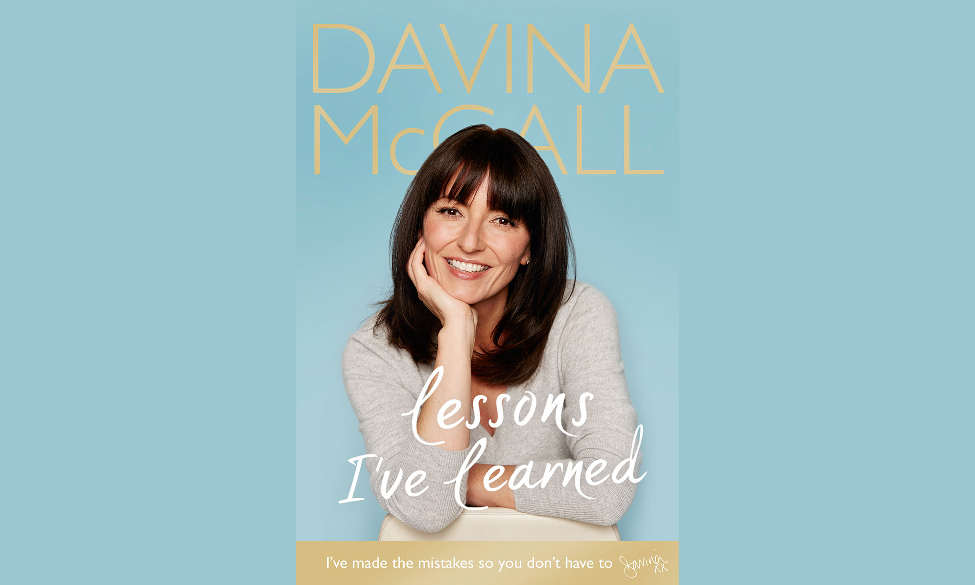 Davina Cover