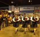 A full Scottish band came through the GABF.