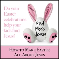 Christ-Centered Easter