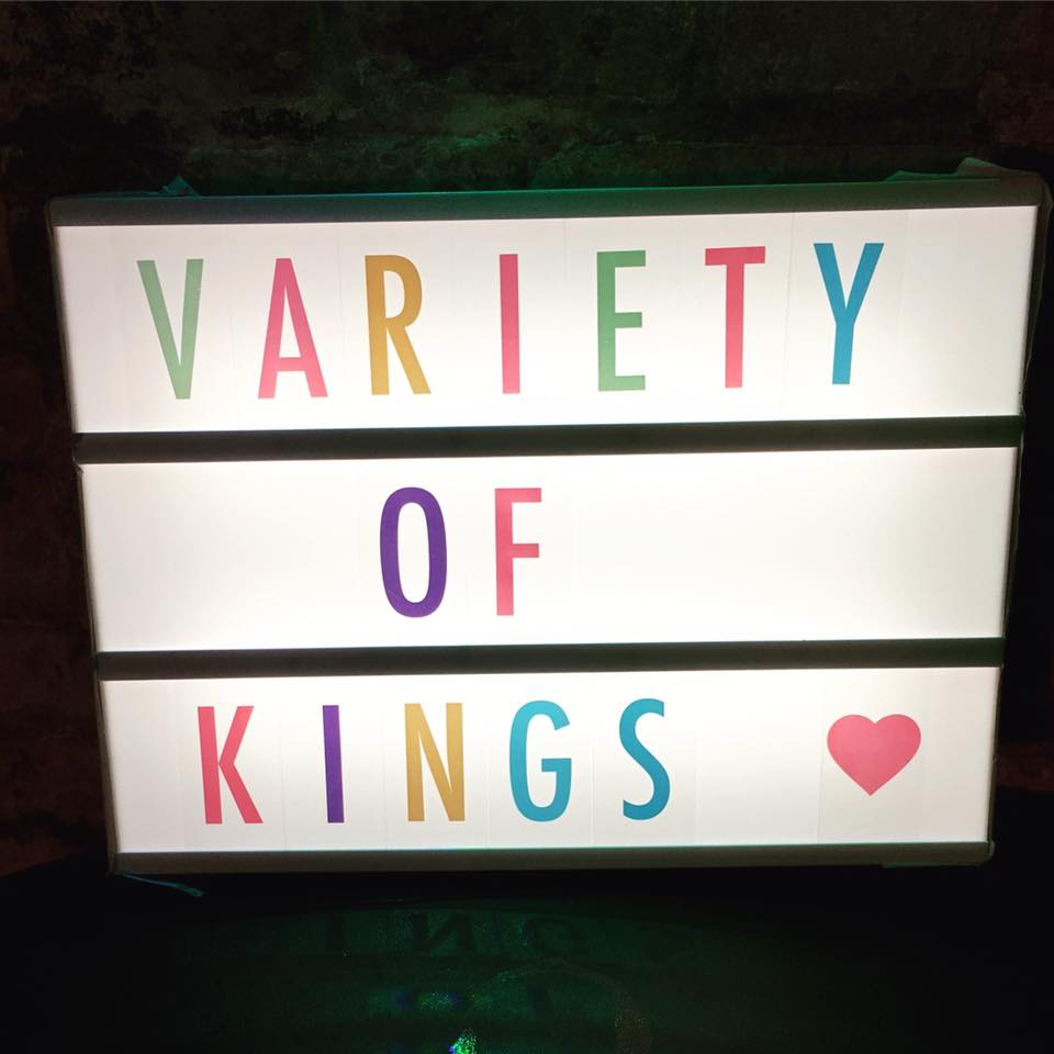 Variety of Kings Review – APRIL