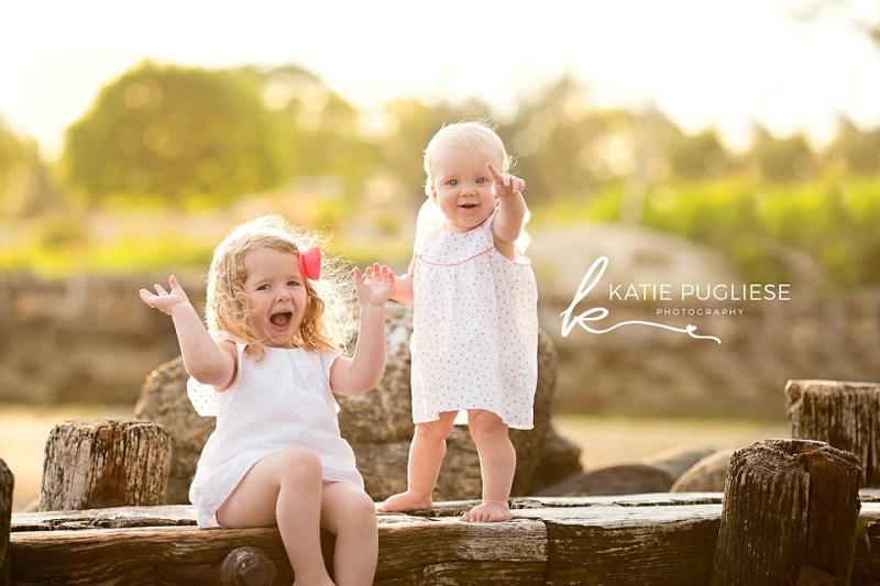 First Birthday Beach Photo Session: Westport, CT Family Photographer