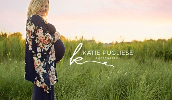 Beach Maternity Session: Guilford CT Photographer