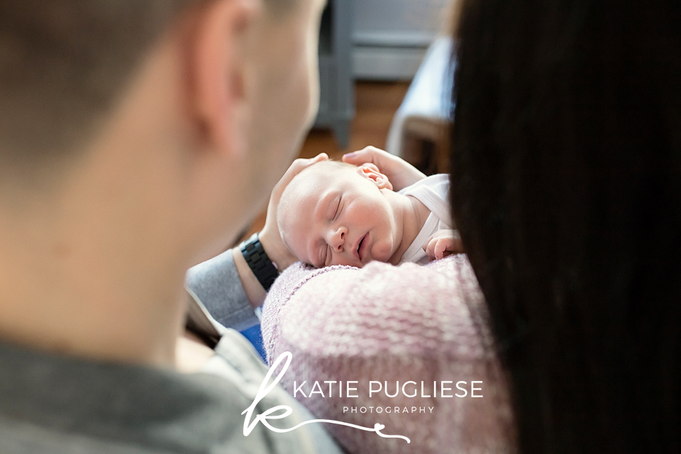 CT Lifestyle Newborn Photographer