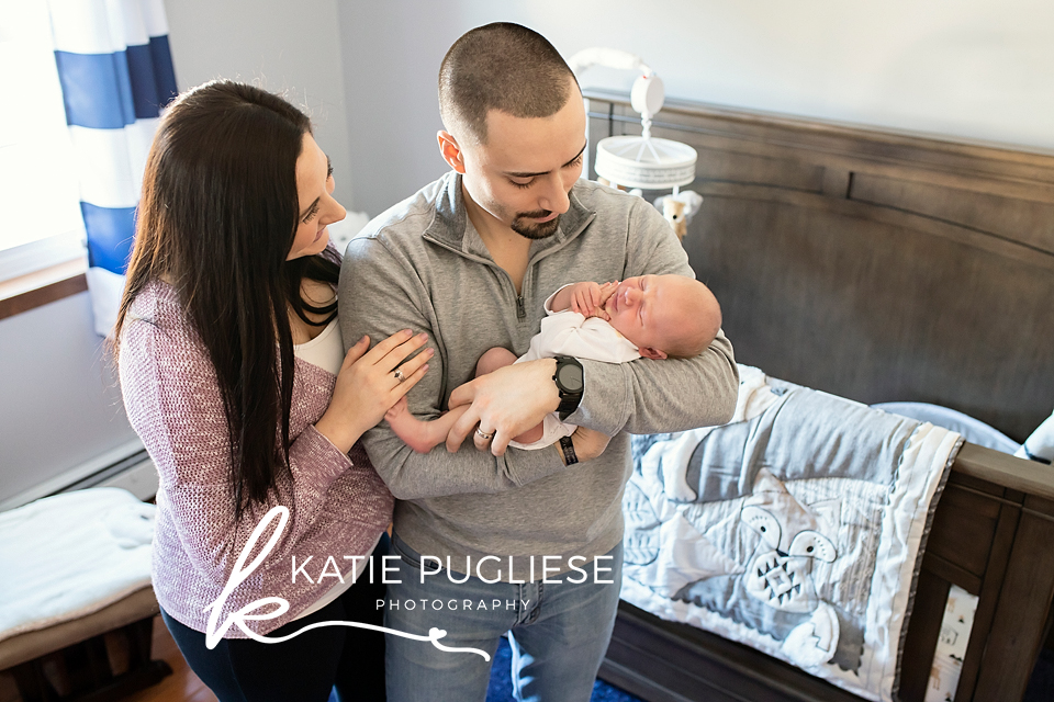 Naugatuck CT Newborn Photographer