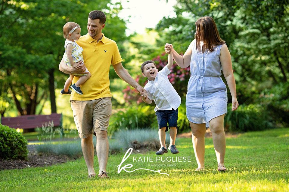 Southington CT Family Photo Session