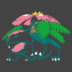 6-color Mega Venusaur