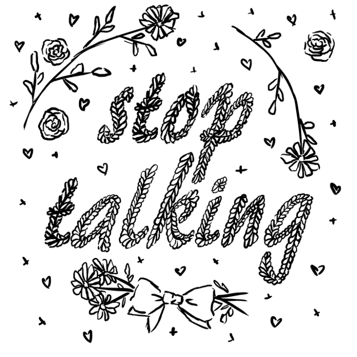 stop_talkingIGblack