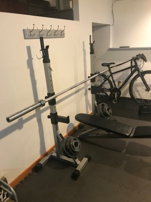 Five Faves 3-20-20 Home Gym Bench Press